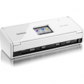 Scanner Brother ADS-1600W A4 Duplex 18PPM ADF 20 Hojas