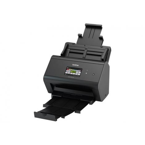 Scanner Brother ADS-2800W A4 Duplex 30PPM ADF 50 Hojas WIFI