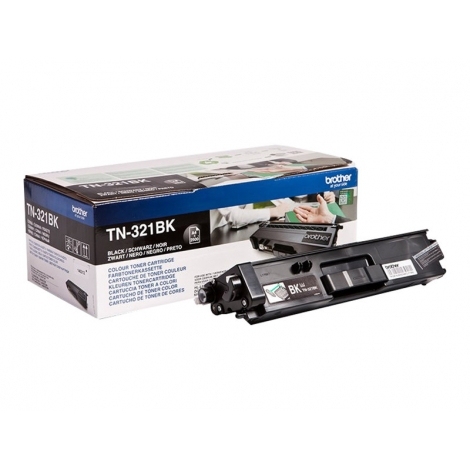 Toner Brother TN321 Black DCP-L8400 HL-L8250 MFC-L8650 2500 PAG
