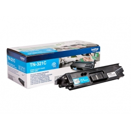 Toner Brother TN321 Cyan DCP-L8400 HL-L8250 MFC-L8650 1500 PAG