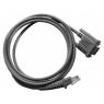 Cable Transferencia de Datos Datalogic Serie RS-232 CAB-327 para Lector Datalogic