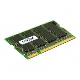 Modulo DDR2 2GB BUS 667 Crucial Sodimm
