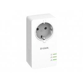 Adaptador PLC D-LINK DHP-P601AV Powerline 1000Mbps KIT 2U
