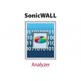 Analyzer Sonicwall Reporting Software for NSA 220 240 250M 2400 2600 Series