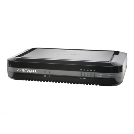 Firewall Dell Sonicwall Soho + Totalsecure 1AÑO
