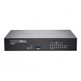 Firewall Dell Sonicwall TZ400 + Totalsecure 1 año