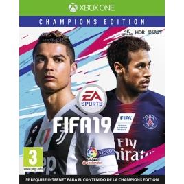 Juego Fifa 19 Champions Edition Xbox 360
