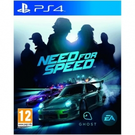 Juego Need for Speed 2016 PS4