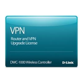 Licencia D-LINK VPN para Controlador de red DWC-1000