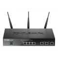 Router Wireless D-LINK DSR-1000AC 4 Puertos Dual Band AC