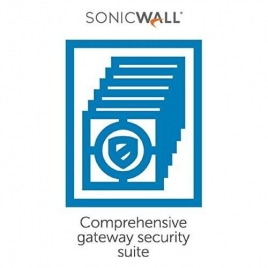Servicio Sonicwall Comprehensive Gateway Security Suite Bundle Soho Series 3 AÑOS