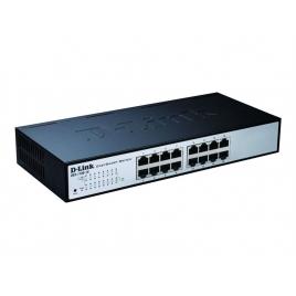 Switch D-LINK DGS-1100-16 10/100/1000 16 Puertos