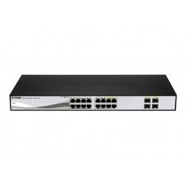 Switch D-LINK DGS-1210-16 10/100/1000 16 Puertos