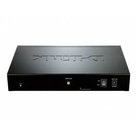 Switch D-LINK DGS-1210-8P 10/100/1000 8 Puertos + 2 SFP