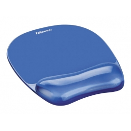 Alfombrilla de GEL Fellowes Blue