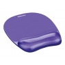 Alfombrilla de GEL Fellowes Purple