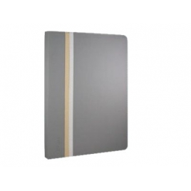 """Funda Ebook E-VITTA Booklet 6"""" Grey"""