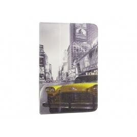 Funda Tablet E-VITTA 10.1'' Stand 2P NY Taxi