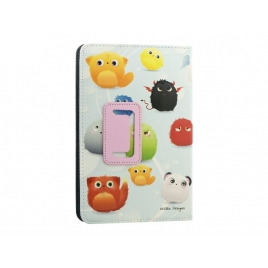 Funda Tablet E-VITTA 7'' Stand 2P Furry
