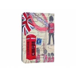 Funda Tablet E-VITTA 7'' Stand 2P London DOG