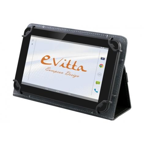 Funda Tablet E-VITTA 7'' Stand 2P Vintage Plates