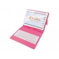"""Funda Tablet E-VITTA 7"""" - 8"""" + Teclado USB Pink"""