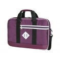 Maletin Portatil E-VITTA 13.3 Looker Black/Purple