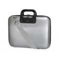 "Maletin Portatil E-VITTA 15.4 - 16"" BAG Carbon Silver"