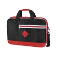 "Maletin Portatil E-VITTA 15.4"" - 16"" Looker Black/Red"