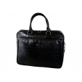 "Maletin Portatil E-VITTA 16"" Business Advance Leather Black"