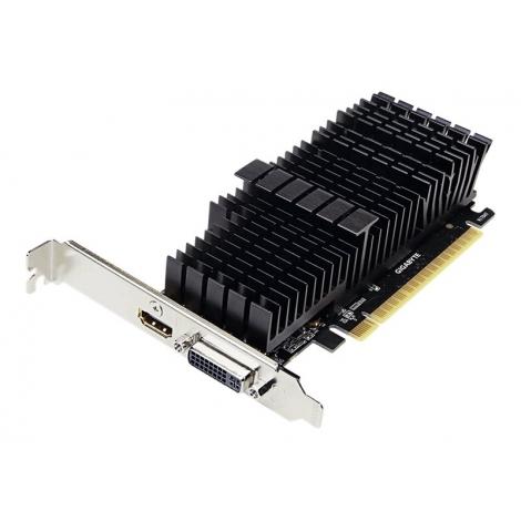 Tarjeta Grafica PCIE Nvidia GF GT 710 2GB DDR5 DVI-D HDMI LP