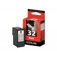 Cartucho Lexmark 32 Black X5270/X5210/X5260/X7170