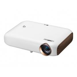 Proyector LED LG Minibeam PW1500G Wxga 3D 1500 Lumenes HDMI USB White