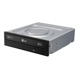 Regrabadora DVD LG 24X Doble Capa Interna Black Sata