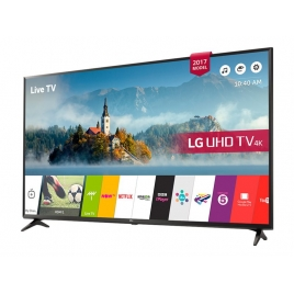 "Television LG 49"" LED 49UJ630V 3840X2160 4K UHD Smart TV"