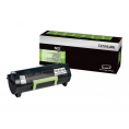 Toner Lexmark 502 Black MS310 MS410 MS510 MS610 1500 PAG