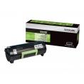 Toner Lexmark 502X Black Gran Capacidad MS410 MS510 MS610 10000 PAG