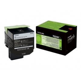 Toner Lexmark 702X Black CS310 CS410 CS510 8000 PAG