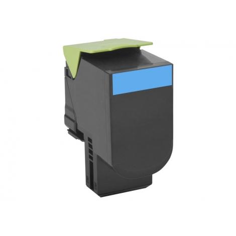 Toner Lexmark 702X Cyan CS310 CS410 CS510 4000 PAG