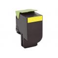 Toner Lexmark 702X Yellow CS310 CS410 CS510 4000 PAG