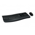Teclado + Mouse Microsoft Wireless Desktop 5050