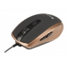 Mouse NGS Optical Tick 1600 DPI Gold USB