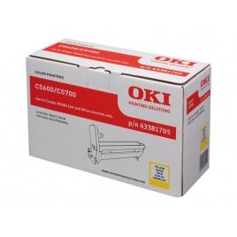 Tambor OKI C5600 C5700 Series Yellow
