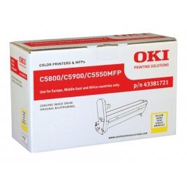 Tambor OKI C5800 C5900 Series Yellow