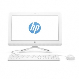 "Ordenador ALL IN ONE HP 20-C029NS CEL J3060 4GB 500GB 20"" HD Dvdrw W10 White"