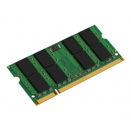 Modulo DDR2 2GB BUS 667 Kingston Sodimm Toshiba