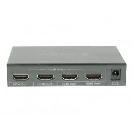 Multiplexor Konig HDMI 4 Puertos 4K 3D