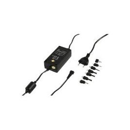 Alimentador Universal HQ 3-12V MAX. 2250MA 27W 6 Conectores