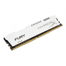 DDR4 8GB BUS 2666 Kingston CL16 Hyperx Fury White