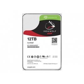 Disco Duro 12TB Sata6 7200RPM 256 MB Seagate Ironwolf 3.5""